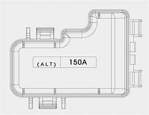 Kia Optima Hybrid  2018  - Fuse Box Diagram