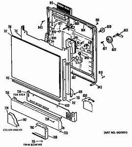 Hotpoint Dishwasher Parts