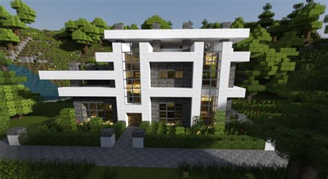 house plan creator 20 modern minecraft houses reactor