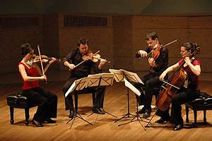 Elias String Quartet to Give Free Concert of Works by ...