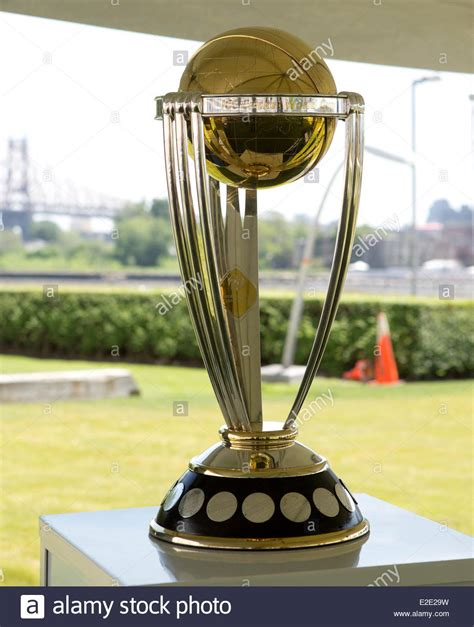 Cricket World Cup Trophy Stock Photos And Cricket World Cup