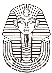 mummy sarcophagus drawing  images  clkercom vector clip art  royalty