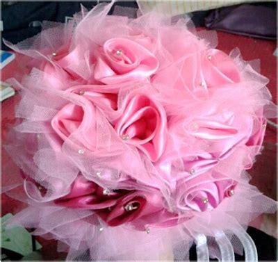 tutorial membuat bouquet kain perca tutorial sulam pita