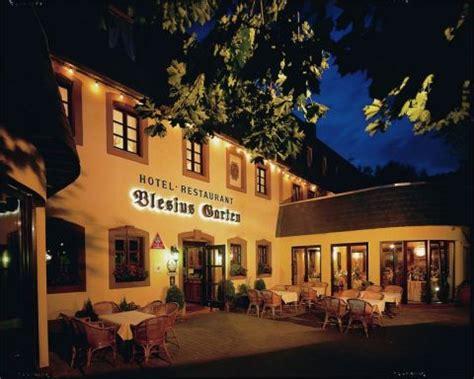 Hotel Restaurant Blesius Garten  Foto's  De Beste