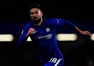 "Chelsea striker Olivier Giroud admits he has ""unfinished ..."