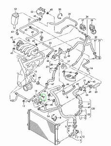 7 Best Images Of 2003 Jetta Water Pump Diagram