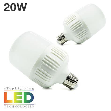 led energy saving bulb 6500k 20w led light bulb with