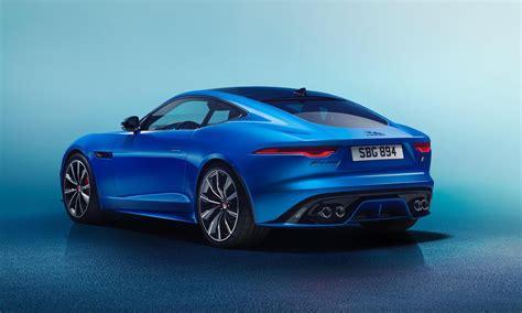 jaguar  type revealed facelifted design updated
