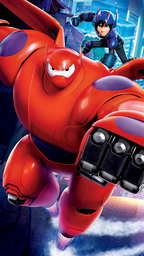 Big Hero 6 Wallpapers (80+ images)