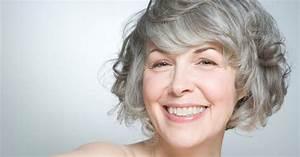 Graue Haare Pflegen  4 Tipps