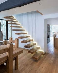 les 25 meilleures idees de la categorie eclairage With eclairage led escalier interieur