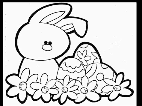 Coloring Easter Pages by Easter Coloring Pages February 2012