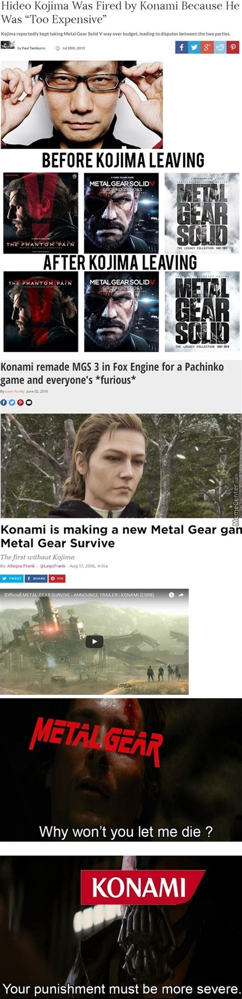 Meme Metal Gear - metal gear memes best collection of funny metal gear pictures