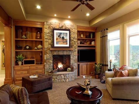 comfortable  cozy living room designs