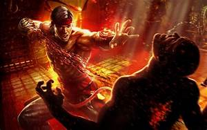 Mortal Kombat Liu Kang Wallpaper