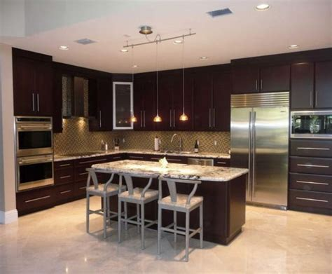 kitchen l ideas 20 l shaped kitchen design ideas to inspire you earthy color palette contemporary kitchen