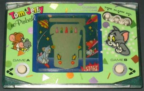 gakken tom jerry prank popper pinball