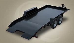 Skid Steer Tilt Trailers