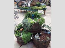Ideas For Mini Gardens Upcycle Art