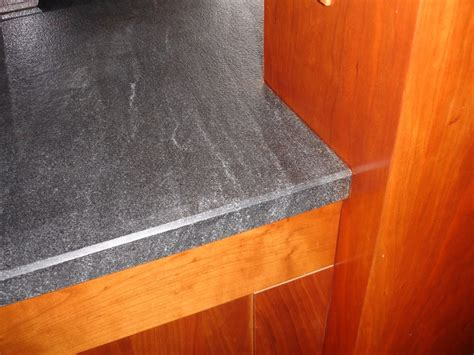 virginia mist granite against wood cabinets house