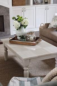 dressing a coffee table With dressing a coffee table