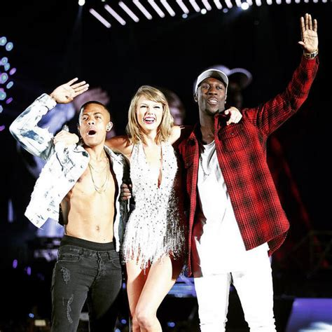 Taylor Swift's Celebrity Guests During Her '1989' Tour