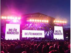 One Love Manchester Ariana Grande Planet Full Of Love