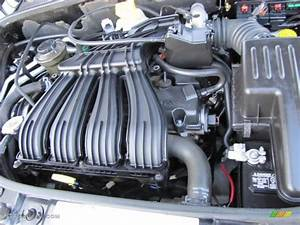 2007 Chrysler Pt Cruiser Standard Pt Cruiser Model 2 4