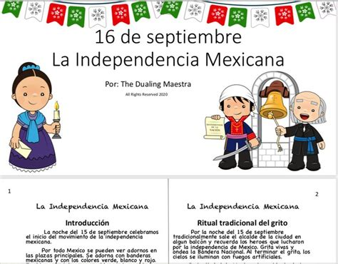 Pin on Mexican Independence Class Room 16 de septiembre