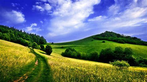 Spring Landscape Hd Wallpaper 25911 Baltana