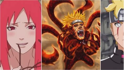 remaining uzumaki clan members  boruto alive