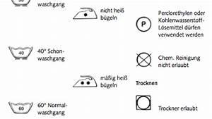 Weichspüler Symbol Waschmaschine : waschsymbole und pflegeetiketten bersicht frag mutti ~ Markanthonyermac.com Haus und Dekorationen