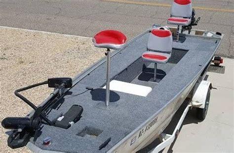 Jon Boat Garage Storage Ideas by How To Restore Rebuild Convert A Jon Boat Or Bass Boat