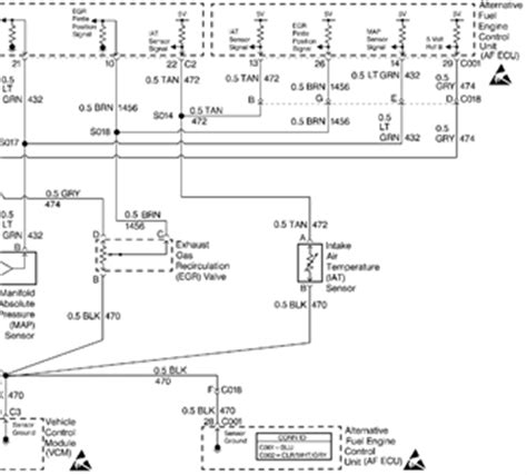 2011 Gmc Maf Iat Wiring Diagram by Does Anyone No Which Two Wires On A 2012 Gmc Terrain Fixya