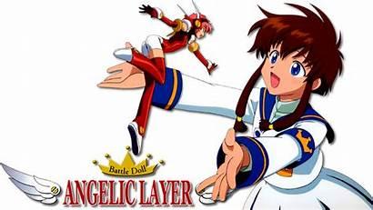 Angelic Layer Fanart Tv