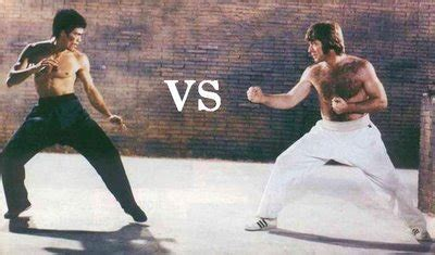 chuck norris and bruce lee fight chuck norris vs bruce lee real fight www pixshark