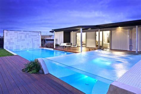 Unusual pools