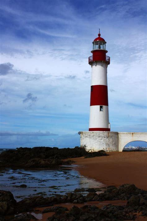 itapua lighthouse salvador brazil httpwww