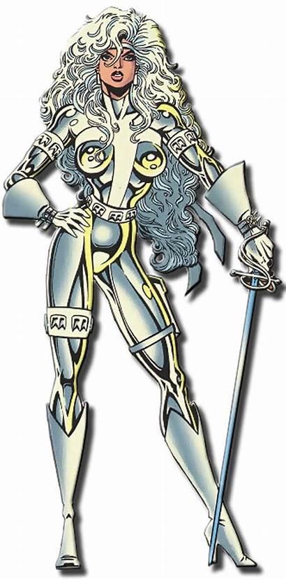 Sable Marvel Comics Characters Heroes Dc Comic