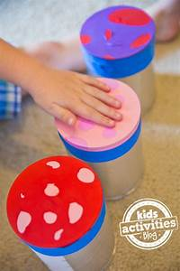 DIY Musical Instruments - Moms and Crafters