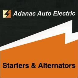 adanac auto electric