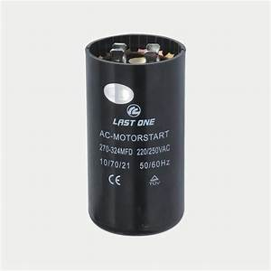 Motor Start Capacitor - Hy30-39