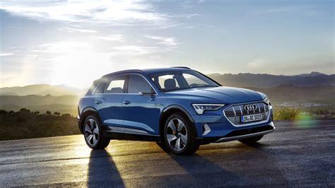 wallpaper audi  tron  cars suv electric cars
