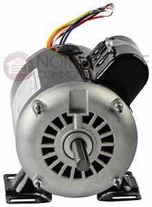 Manaras Garage Door Opener Electric Motor