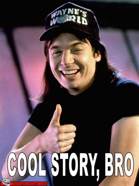 Know Your Meme Cool Story Bro - image 119638 cool story bro know your meme