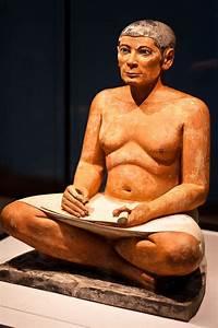 The Seated Scribe - Wikipedia