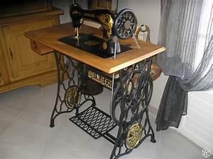 Ancienne Machine A Coudre : machine coudre ancienne singer couture mac decor et ~ Melissatoandfro.com Idées de Décoration