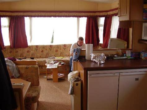 Inside caravan No 26 - Picture of Cockerham Sands Country