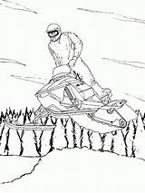 Snowmobile Coloring Cartoon Cat Arctic Snowmobiles Google Cool Tattoo Doo Ski Sketch Printable Sheets Winter Adults Sketches Template Popular sketch template