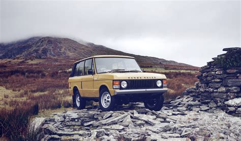 land rover classic for range rover reborn restorations by land rover classic